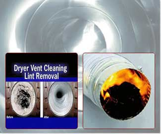 Dryer vent cleaning near Catalina Hills
