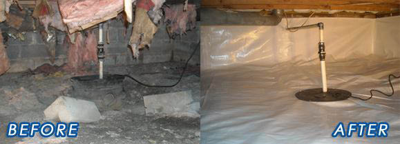 dry tech waterproofing, waterproofing, dry tech, basement waterproofing, repair, mold, valpak