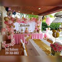 balloons, arches, decor, parties, rentals, tents, gifts, unique, bouncy, chairs