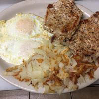 breakfast, country style, cafe, d's country cafe, joshua texas, lunch