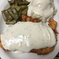 breakfast, country style, cafe, d's country cafe, joshua texas, lunch, country fried steak