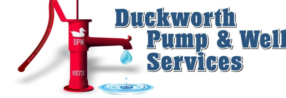 Duckworth Pump and Well Services banner Port Orchard, WA