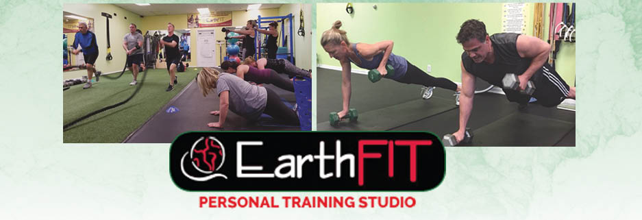 Earth Fit Personal Training Danbury, CT banner image