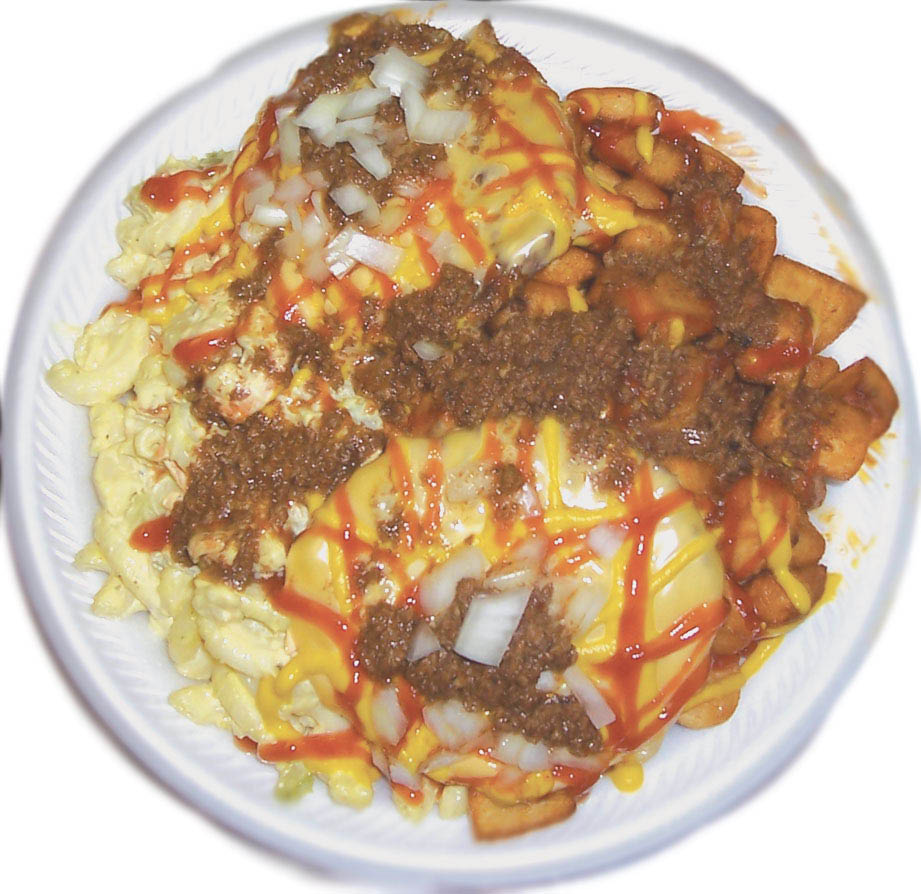 east ridge hots garbage plate rochester ny