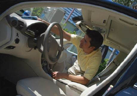 Car wax services in Lancaster CA