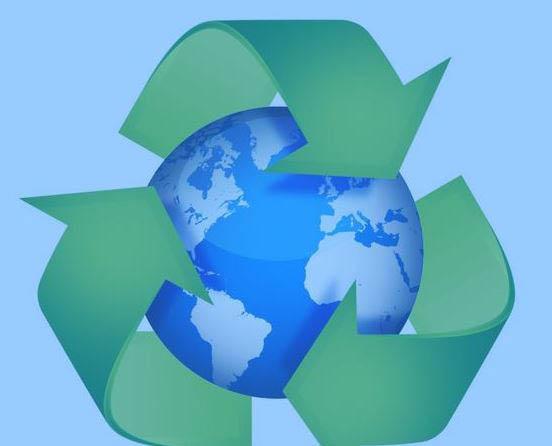 Recycle, Fontana CA, Chino