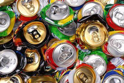 aluminum can recycling center ecology recycling fontana, california
