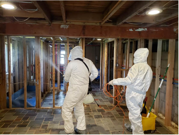 Cleaning & Disinfecting Services from EDA in Columbia NJ