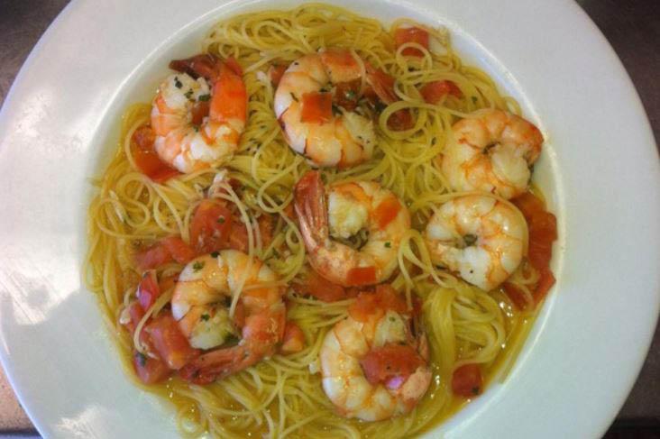 Italian food, Marina del Rey, CA