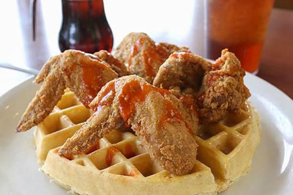 Eddy's Chicken and Waffles