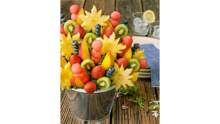 edible arrangements kenosha milwaukee WI work fruit bouquet