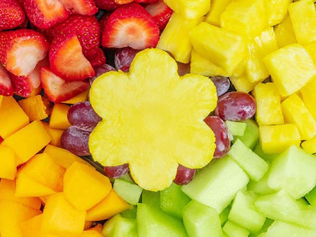 Edible Arrangements fruit platters