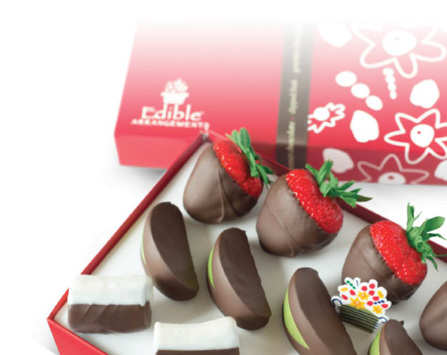 fruit, dipped fruit, smoothies, gifts