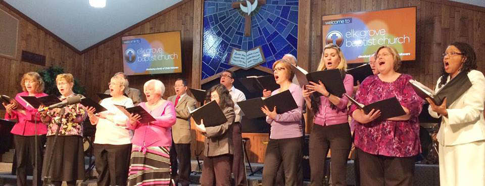 Join our multi-generational congregation for worship services
