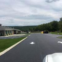 Road Surface Paving & Striping