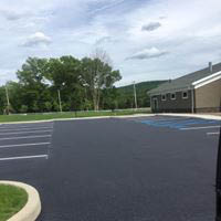 Parking Lot Paving and Striping