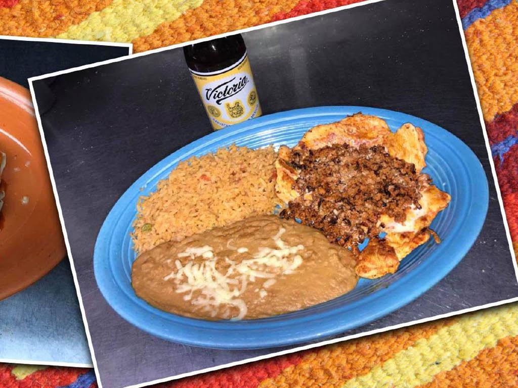 El Parral Mexican Restaurant appetizer