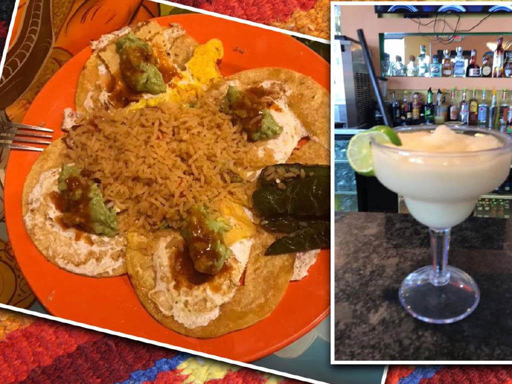 El Parral Mexican Restaurant entree