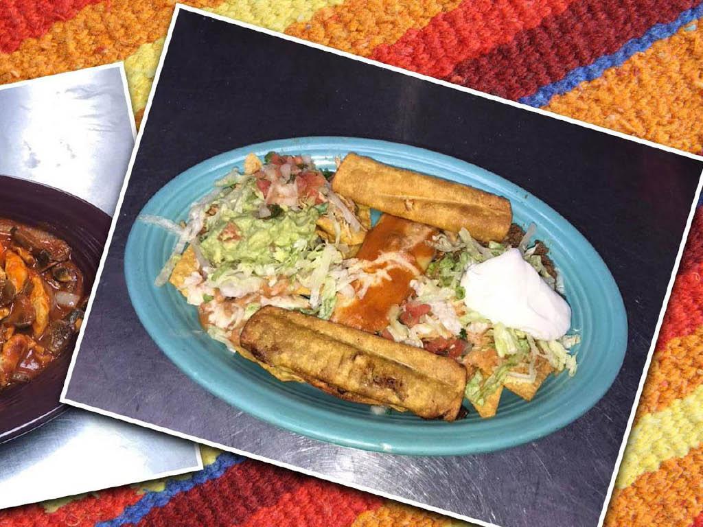 El Parral Mexican Restaurant dining room