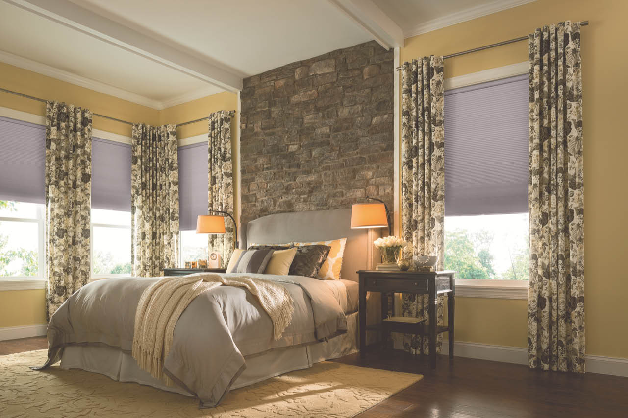 Cellular shades are one of the most innovative window coverings on the market.