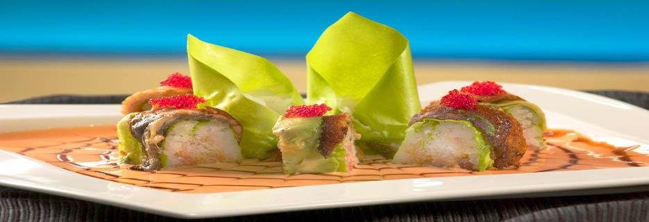 Elements Asia sushi