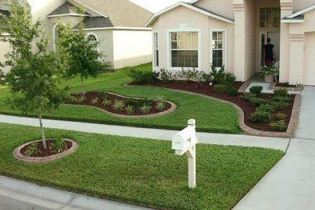 Electric Blue Yard Service coupons, Spring & Fall Clean up coupons, Aerating Coupons.