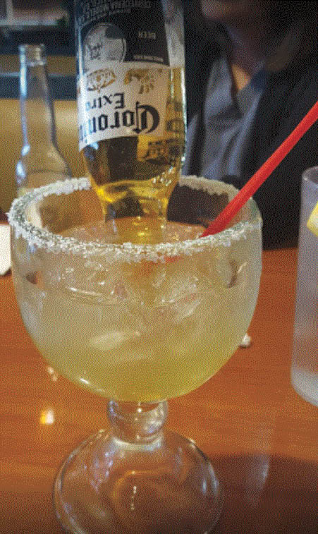 Picture of a BeerRita at El Patio Mexican Restaurant in Troy, MI
