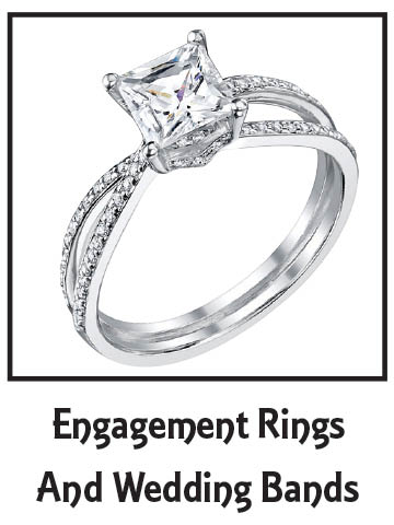 diamond rings, engagement rings, canalside jewelers rochester ny