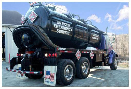 Oil Tank Removal & Cleanup