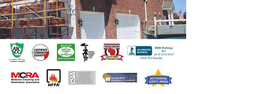 Environmental masonry, chimney repair and air duct cleaning banner