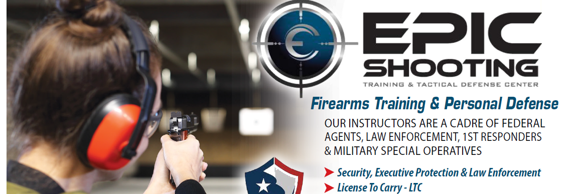Epic Shooting, Training & Tactical Defense Center, North Richland Hills TX