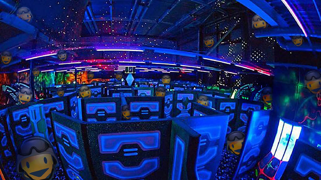 Epic Fun Austin glow in the dark entertainment