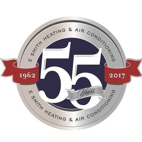 55 years E Smith heating  E Smith Air Conditioning  Trusted ac and heat services air conditioning services heating services