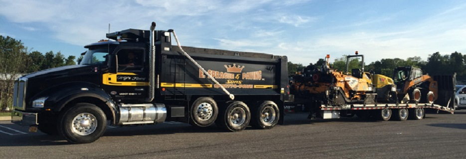 ES Paving & Sealcoating in Middletown banner