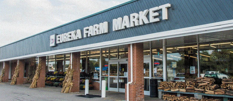 Outside picture of Eureka Farm Market in Southgate, MI