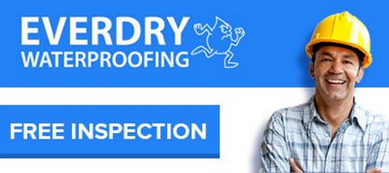 Everdry Basement Waterproofing of Southeast Wisconsin cracks, leaks and mold providing Free estimate