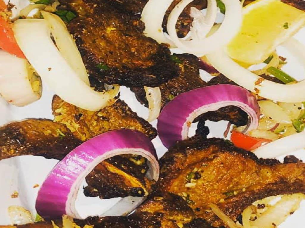 Everest Cuisine meat