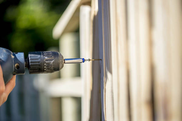 Expert Fence building