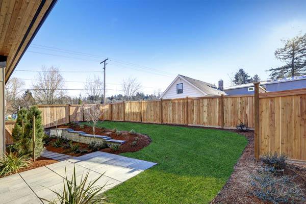 Expert Fence installation