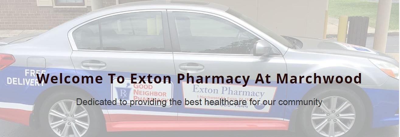 Exton pharmacy,pharmacy at marchwood,exton pa 19341, pharmacy near me.