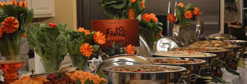 Fadi's Mediterranean Grill in Houston, TX Banner ad