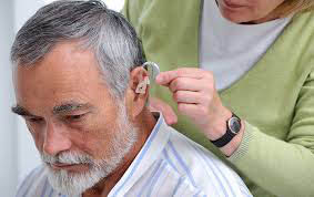 Get fitted with the proper hearing aid for you