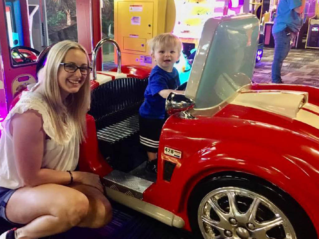 Make Believe Family Fun Center arcade