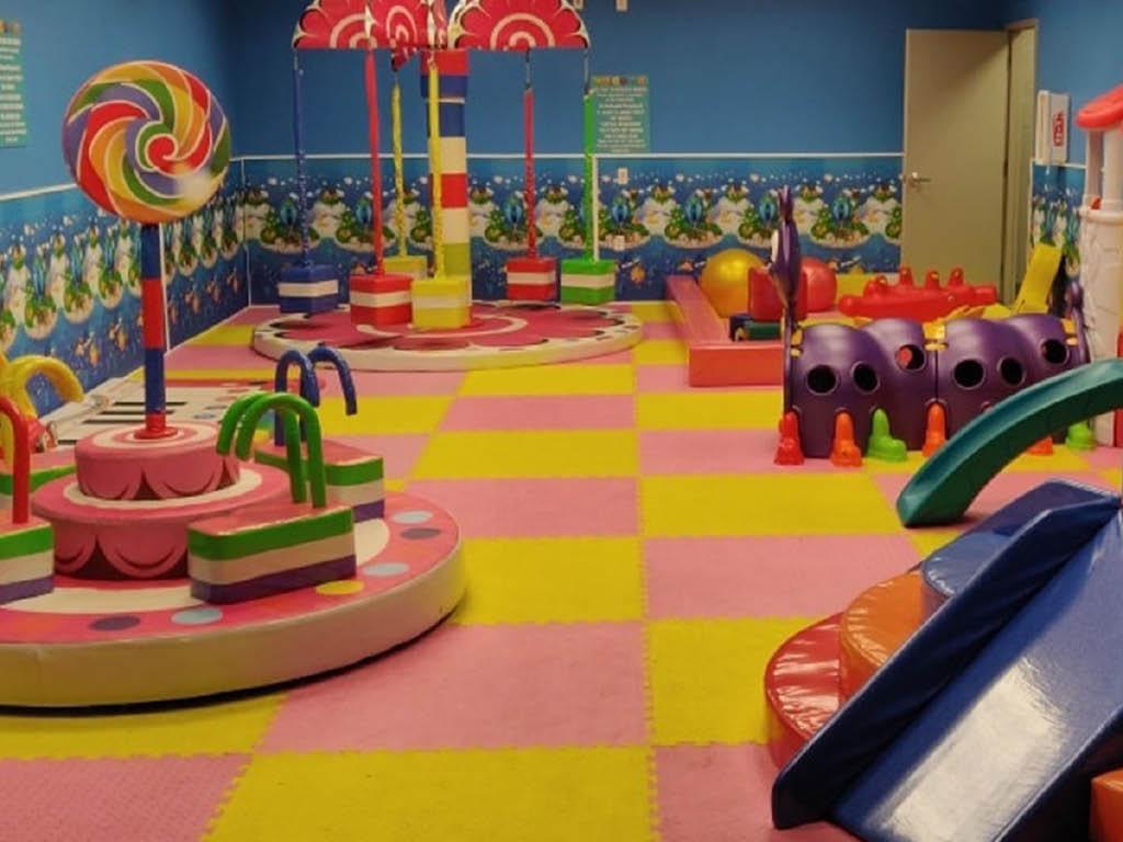 Make Believe Family Fun Center kids area