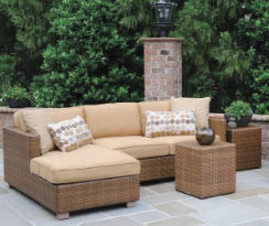Outdoor patio furniture to lounge on during your leisure hours close to Spencer, OK
