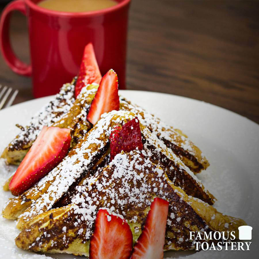 French Toast, breakfast restaurants in Charleston