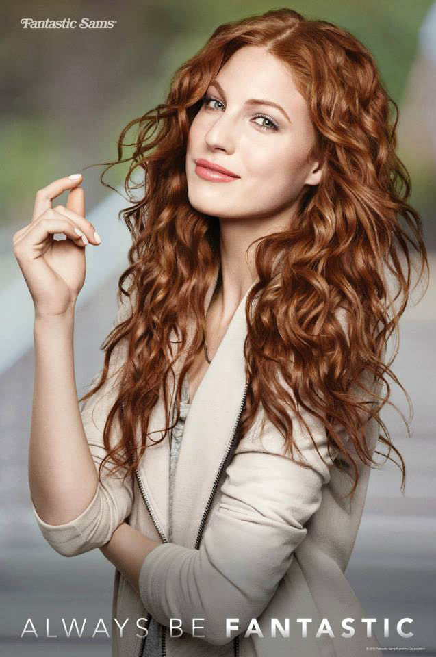 Ask Fantastic Sams hairstylist for haircut styles for long hair