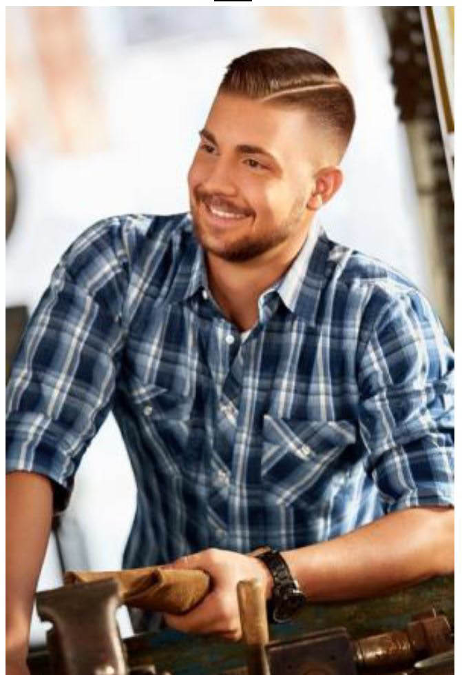 Mens haircut for all styles at Fantastic Sams in Rockville Maryland