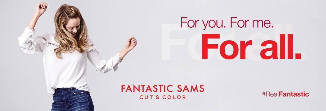 Fantastic Sams in Cumming, GA banner