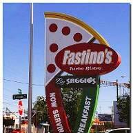 fastino's albuquerque sign